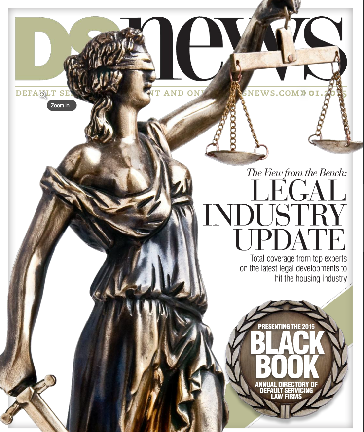 DSNews 2015 Legal Industry Update